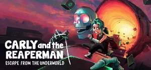 Carly and the Reaperman - Escape from the Underworld @ [DollarVR.com]